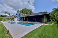 18153 SE Ridge Dr pool view 2