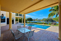 19008 SE Windward Island patio 4