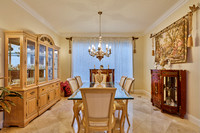 19008 SE Windward Island dining room