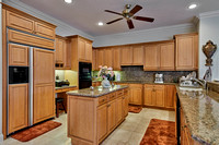 19008 SE Windward Island kitchen