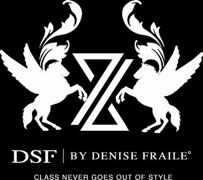 Denise white logo