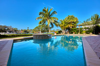 19008 SE Windward Island exterior pool view