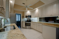 Kitchen Photograph - Michael Laurenzano - Celtic Marle and Tile