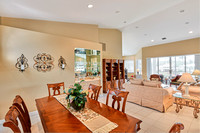 392 Spyglass dining and living
