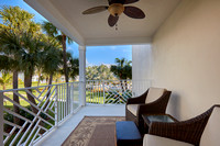 821 Bay Colony Patio View