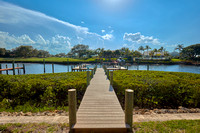 1702 Captains Way dock view
